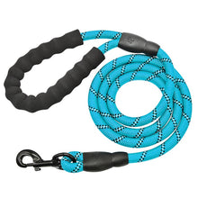 Load image into Gallery viewer, Premium Heavy Duty Reflective Dog Leash