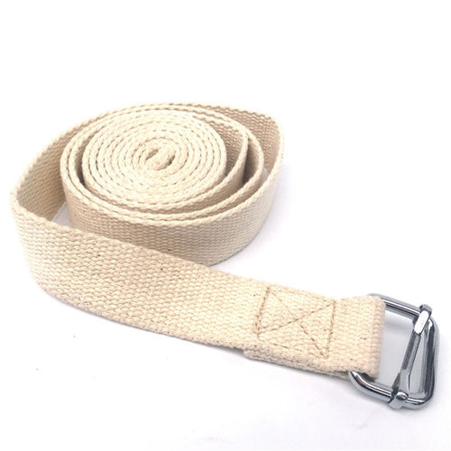 Eco-Friendly Cotton Yoga Stretching Strap