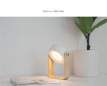 Load image into Gallery viewer, Portable Table Lamp - Modern Reading Lamp