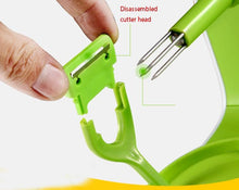 Load image into Gallery viewer, Manual Fruit Peeler Machine