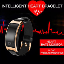 Load image into Gallery viewer, Blood Pressure Smart Watch and Heart Rate Monitor