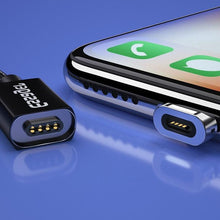 Load image into Gallery viewer, Magnetic USB Charger Cable for iPhone