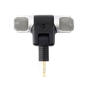 3.5mm Portable Mobile Mini Microphone.