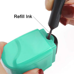 Identity Protection Stamp Roller