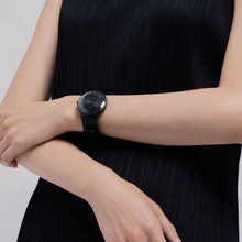 Load image into Gallery viewer, Xiaomi Smartwatch - Leather Band - Compatible with IOS & Android