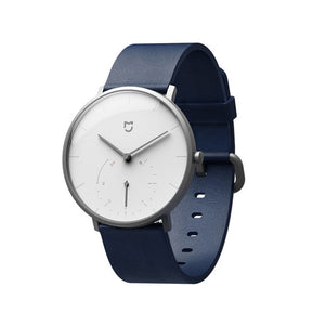 Xiaomi Smartwatch - Leather Band - Compatible with IOS & Android