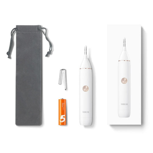 Portable Nose & Ear Hair Trimmer