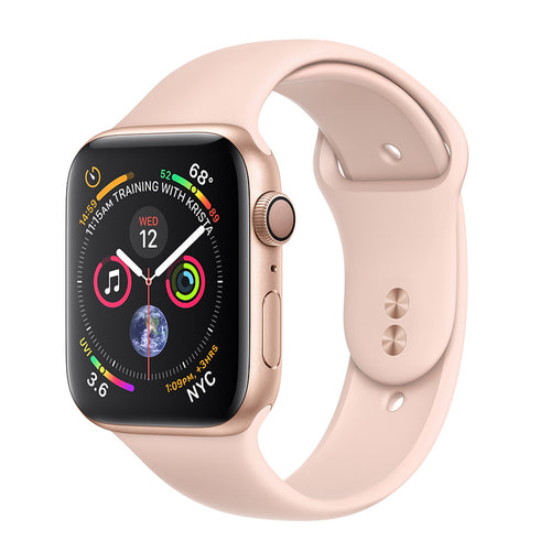 Apple Watch Sport Band - Soft Silicone Sport Strap Watch
