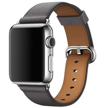 Load image into Gallery viewer, Modern Leather Apple Watch Band