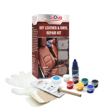 Load image into Gallery viewer, Leather and  Vinyl Car Repair Kit