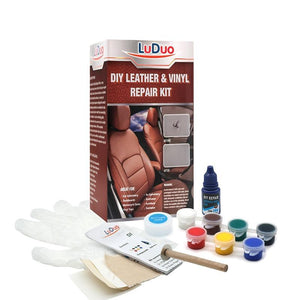 Leather and  Vinyl Car Repair Kit