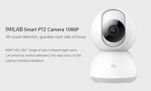 Xiaomi Home Security Smart Camera 1080P HD Night Vision