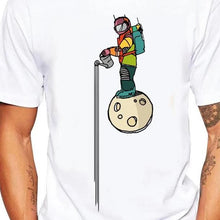 Load image into Gallery viewer, The Gardener Astronaut Men T-Shirt
