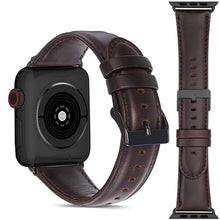 Load image into Gallery viewer, Genuine Luxury Leather Band for Apple Watch