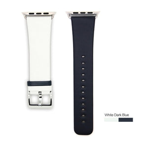 Two Color Watchband For Apple Watch
