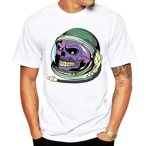 The Scary Astronaut Men T-shirt