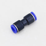 Push fit straight connector 8mm