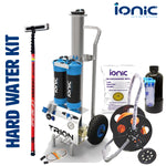 Trion RO/DI system with 24ft Hydra pole, Hard Water Kit Complete
