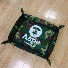 Load image into Gallery viewer, Aape Style Camouflage Summer Cooling Indoor Pet Bed For Small Medium Dogs - Pawsmeme.com