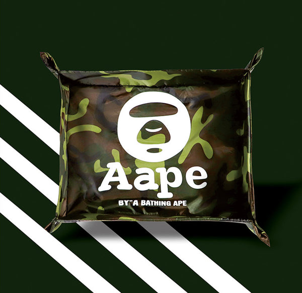 Aape Style Camouflage Summer Cooling Indoor Pet Bed For Small Medium Dogs - Pawsmeme.com