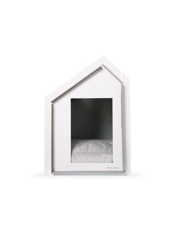 Minimalism Cushion Easy Clean Designer Indoor Pet House For Small Medium Dogs - Pawsmeme