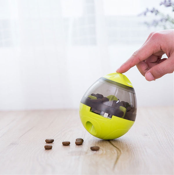 Neon Interactive Slow Eating Anti-Gulping Designer Pet Toy Feeder For Small Medium Dogs - Pawsmeme.com