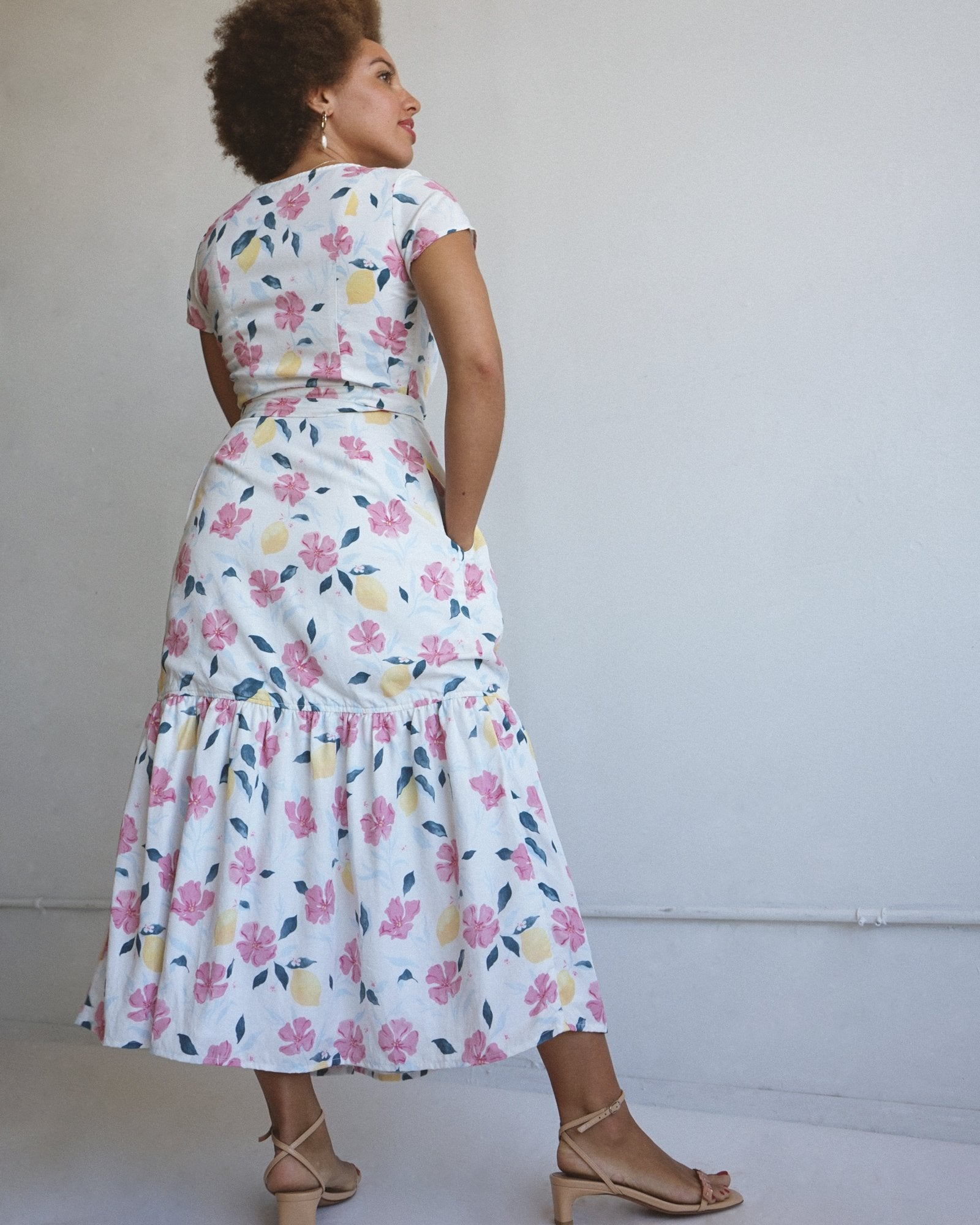 Harper Flora Dress