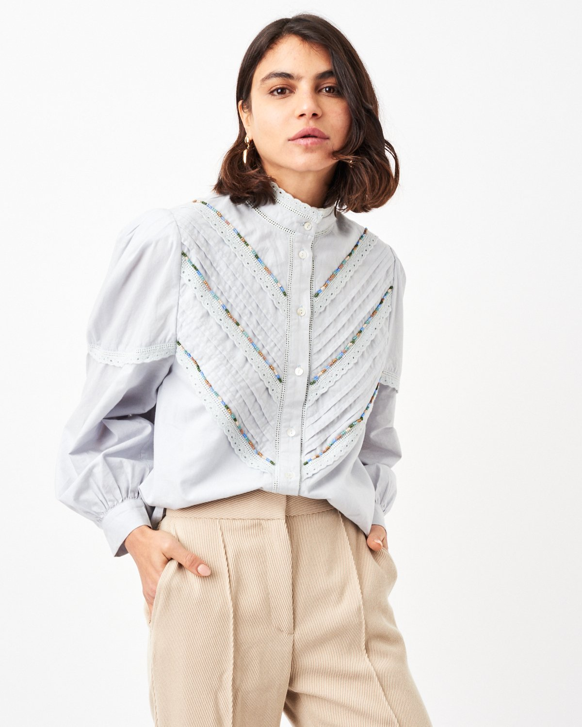 Harper Whimsy Blouse