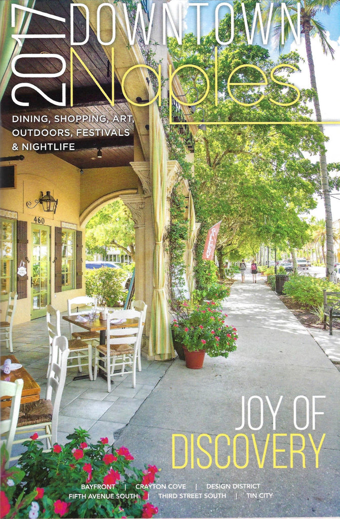2017 Downtown Naples Guide