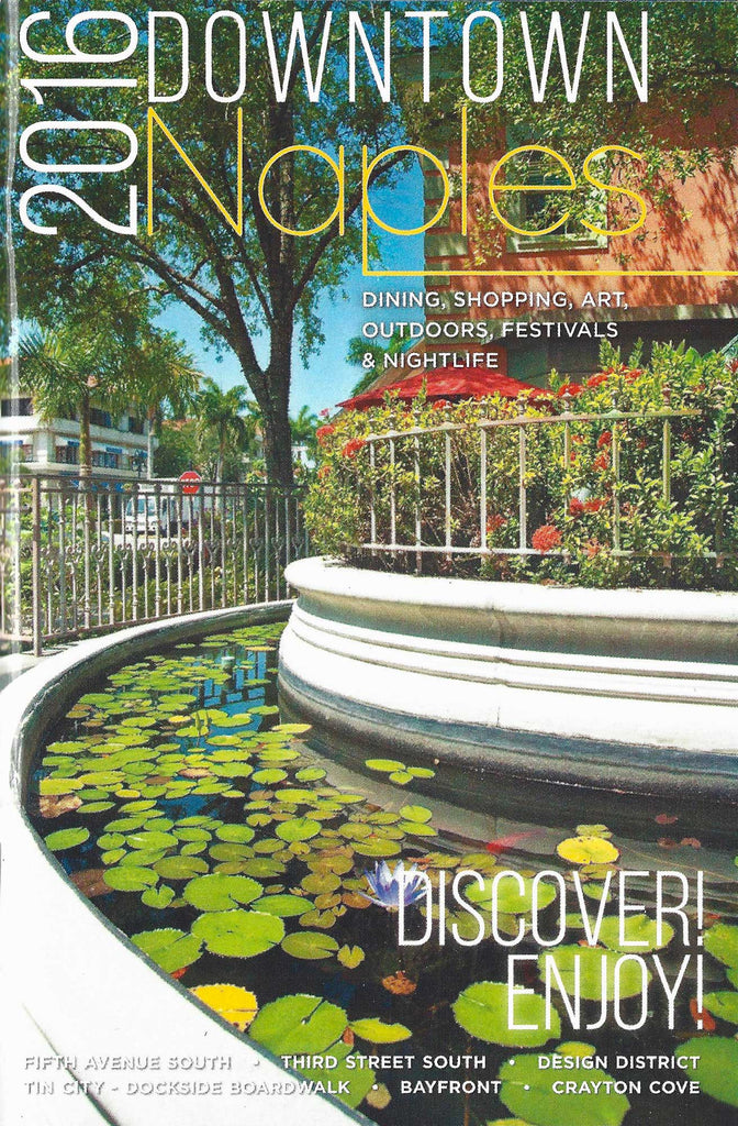 2016 Downtown Naples Guide