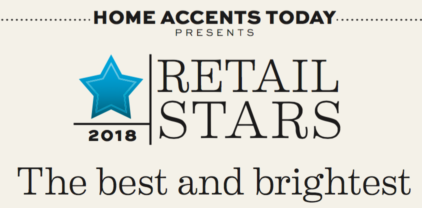 2018 Retail Star Recipient