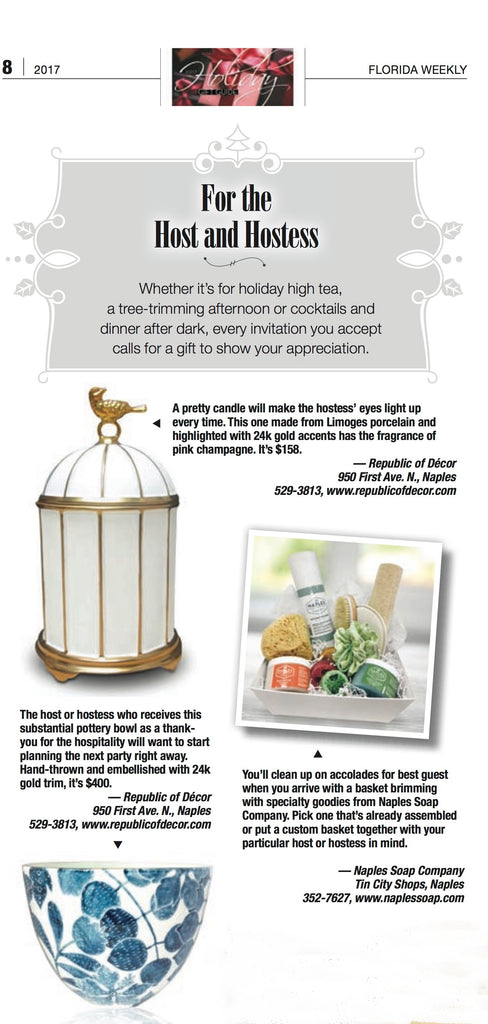 Birdcage Candle & Bowl Feature
