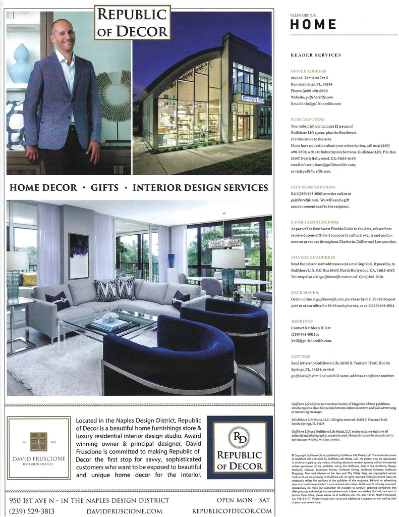 GSL at Home Feature Ad