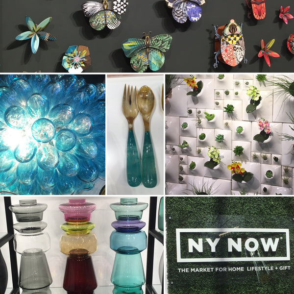 Unique Eye Candy at NY Now!