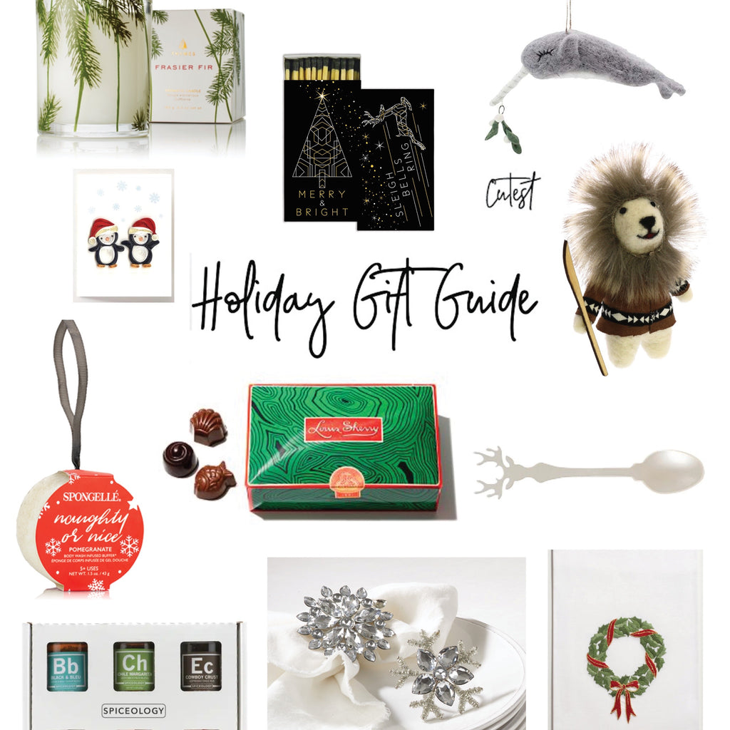 My Favorite Things - Your Holiday Gift Guide