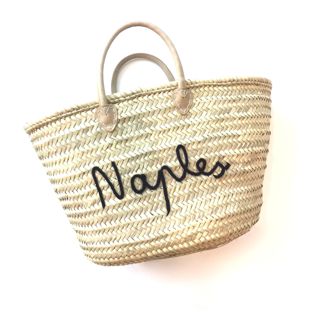 Naples Tote Bag