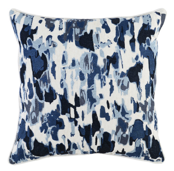 All The Blues Pillow