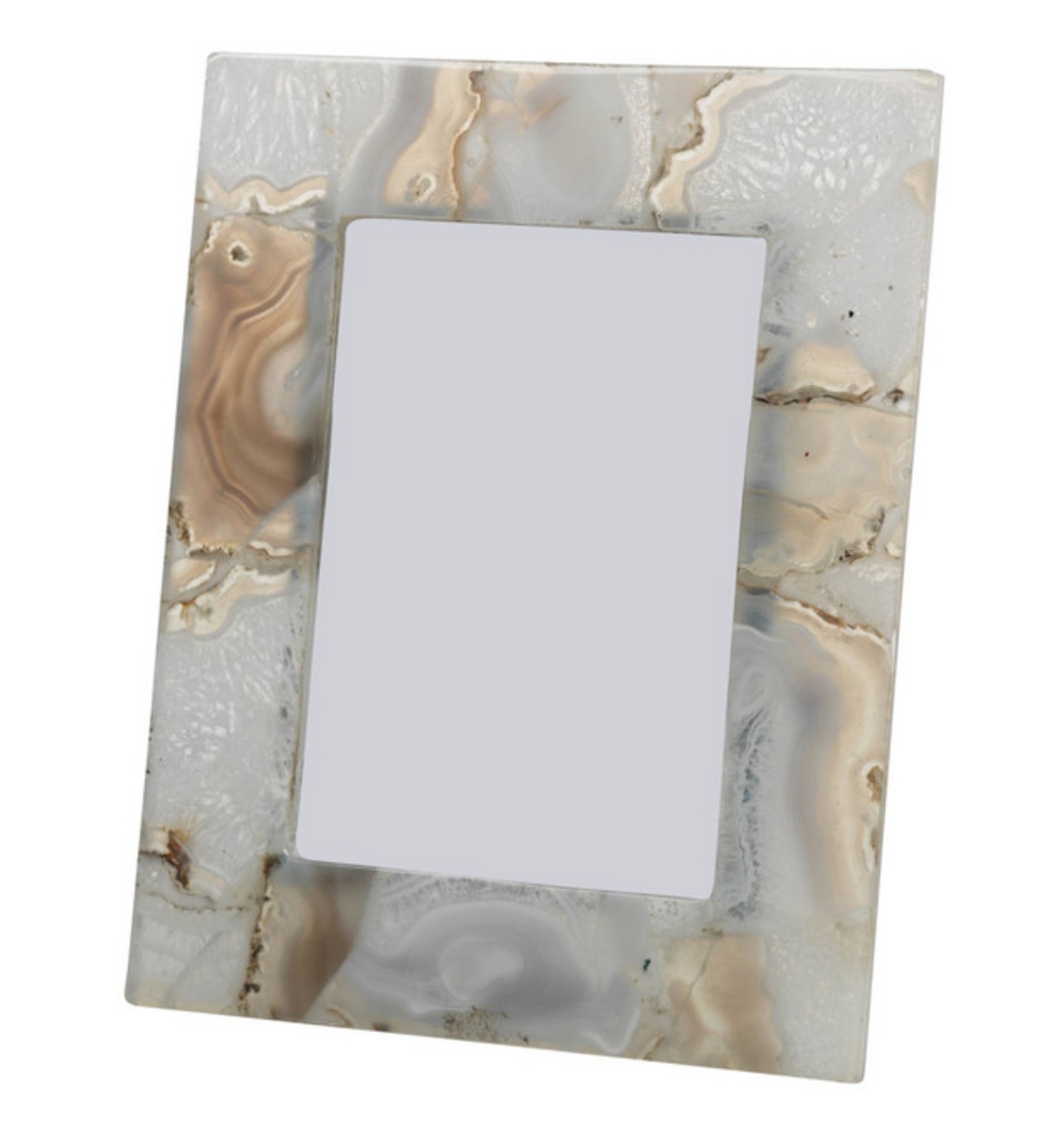 Neutral Agate Frame