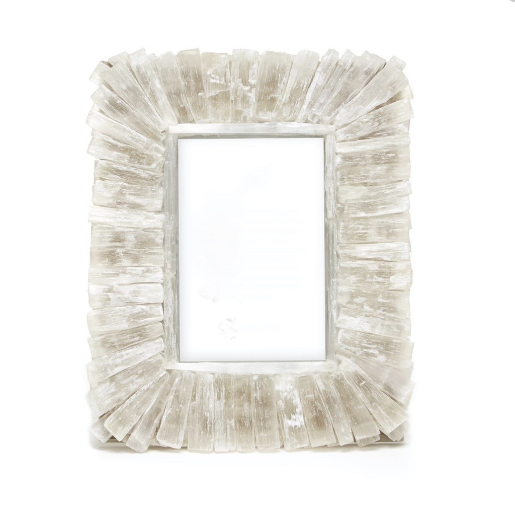 Selenite Slice Frame