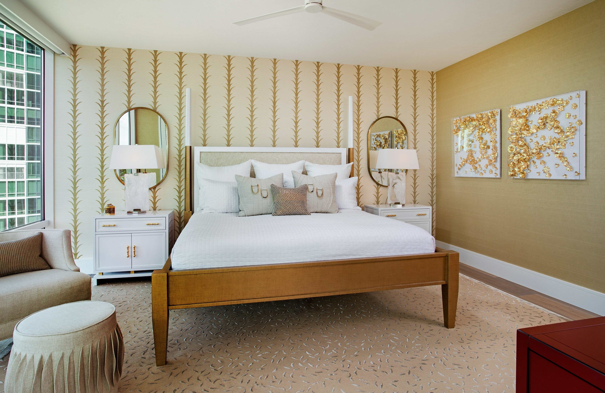 Bedroom Interior Design Naples Florida