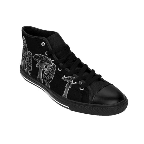 'REBIRTH' Occult Wear High-top Sneakers (M)