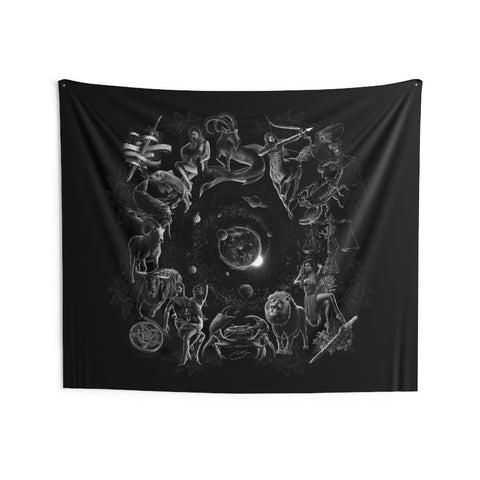 'Astro Light Deluxe' Indoor Wall Tapestry