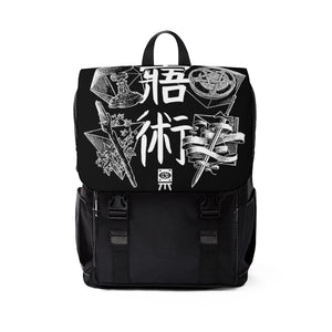 Open image in slideshow, 'Elementals' Unisex Travel Backpack