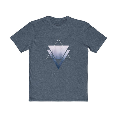 Sacred Forest  Badge T-Shirt