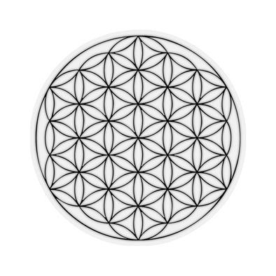flower of life plain