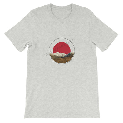 Red Morning Islands T-Shirt