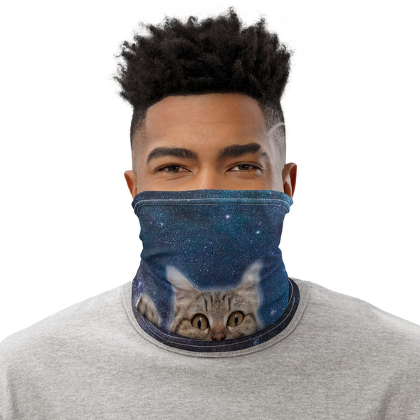 Space cat mask