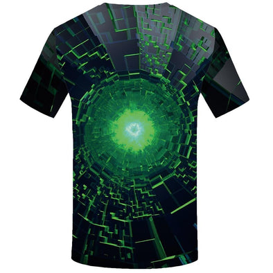 Space Black Hole T shirt