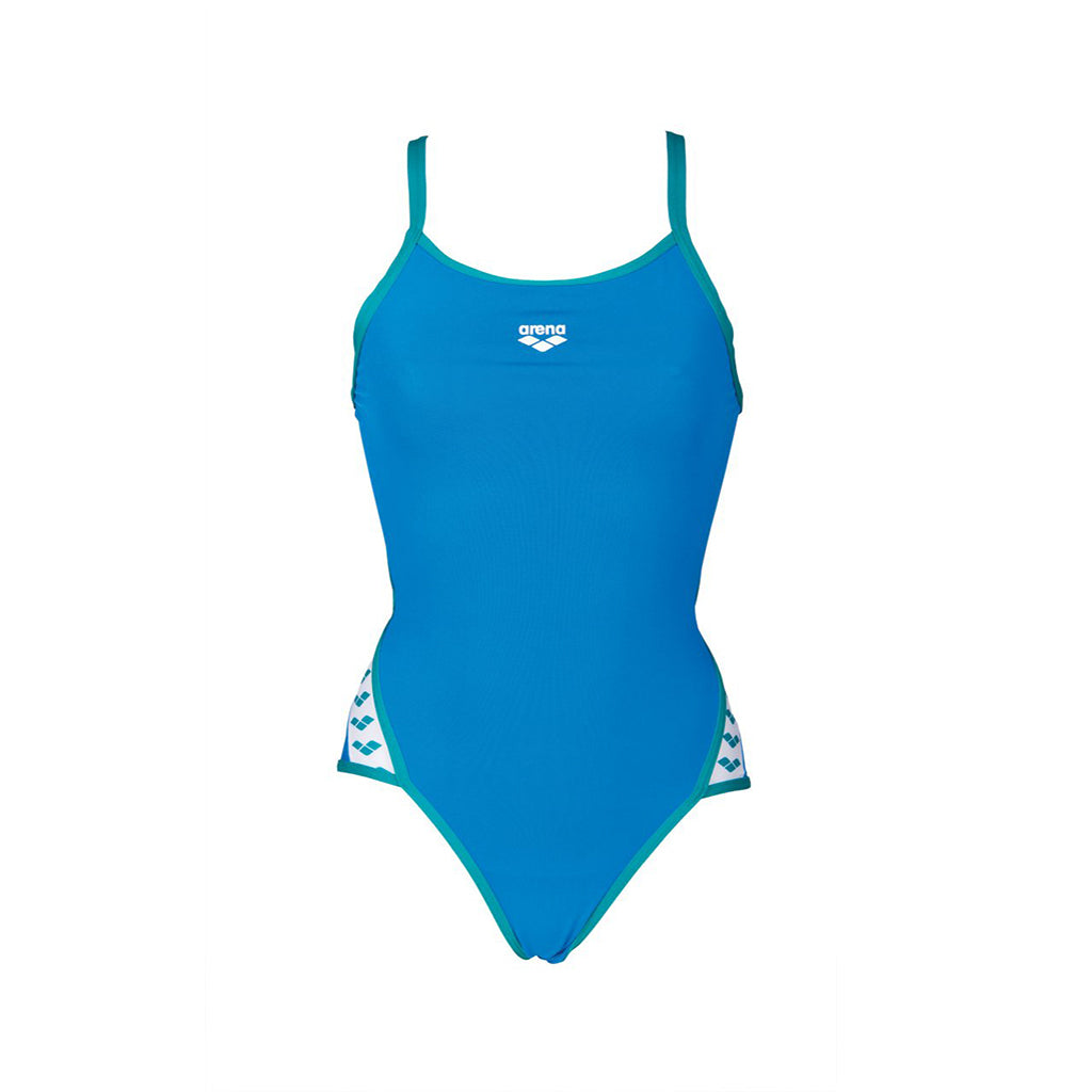 ARENA Woman One Piece TEAM STRIPE SUPER FLY BACK 001195