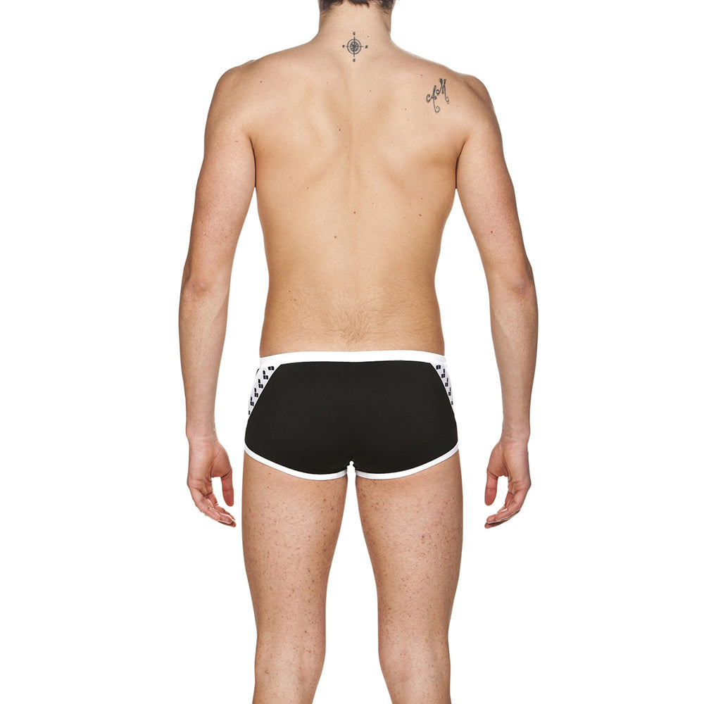 ARENA Low Waist Short TEAM STRIPE 001280